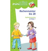 miniLÜK - Rechenmeister bis 20