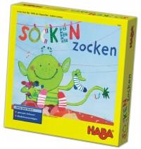 HABA® - Mitbringspiel M - Socken zocken
