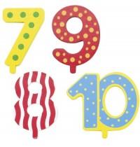Goki - Zusätzliche Zahlen 7, 8, 9, 10