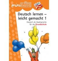 miniLÜK - Deutsch lernen - leicht gemacht 1