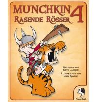 Pegasus - Munchkin 4: Rasende Rösser
