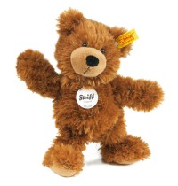 Steiff - Teddybären - Teddybären für Kinder - Charly Schlenker-Teddybär, braun, 23cm