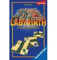 Ravensburger Spiel - Mitbringspiel Labyrinth - Das Kartenspiel
