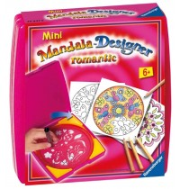Ravensburger Spiel - Mandala-Designer - Mini Romantic