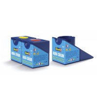 Revell - Aqua Color blau, matt - RAL 5000, 18 ml