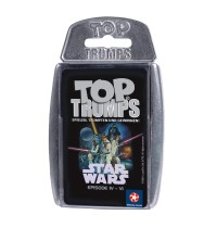 Winning Moves - Top Trumps Star Wars™ Episode IV - VI