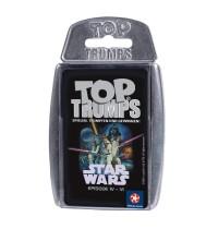 Winning Moves - Top Trumps Star Wars™ Episode IV - VI