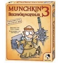 Pegasus - Munchkin 3: Beschwörungsfehler