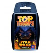 Winning Moves - Top Trumps Star Wars™ Episode I - III