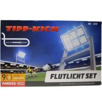 Tipp-Kick Flutlichtanlage mit 4 Masten