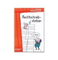 miniLÜK - Rechtschreibstation 3. Klasse