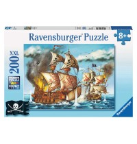 Ravensburger Puzzle - Piraten, 200 Teile