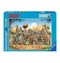Ravensburger Puzzle - Asterix - Familienfoto, 1000 Teile