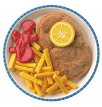 HABA® - Biofino - Wiener Schnitzel mit Pommes frites