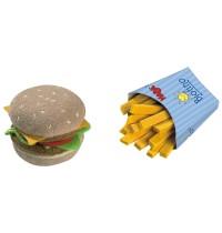 HABA® - Biofino - Hamburger mit Pommes