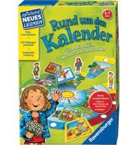 Ravensburger Spiel - Rund um den Kalender