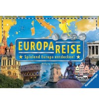 Ravensburger Spiel - Europareise