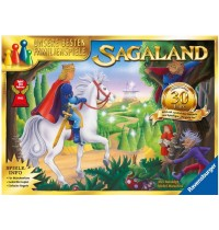 Ravensburger Spiel - Sagaland Jubiläumsausgabe