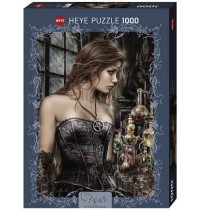 Heye - Standardpuzzle 1000 Teile - Favole Poison