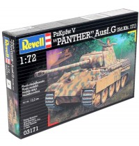 Revell - PzKpfw V Panther Ausf.G