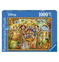Ravensburger Puzzle - Die schönsten Disney™ Themen, 1000 Teile