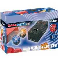 fischertechnik - PLUS Sounds + Lights