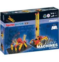 fischertechnik - PROFI Da Vinci Machines