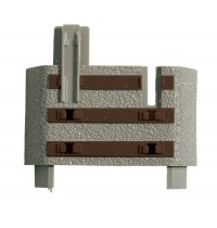 Roco - Set Schwellenendstücke für Flexgleis 61106