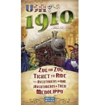 Zug um Zug USA 1910, Erweiterung