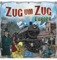 Days of Wonder - Zug um Zug Europa