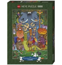 Heye - Standardpuzzle 1000 Teile - Mordillo: Photo