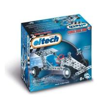 eitech - Metallbaukasten C62 Starter Set Rennwagen