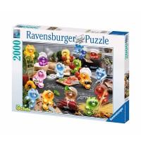 Ravensburger Puzzle - Gelini - Küche, Kochen, Leidenschaft, 2000 Teile