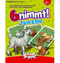 Amigo Spiele - 6 nimmt Junior