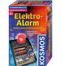KOSMOS - Mitbringexperiment Elektro-Alarm