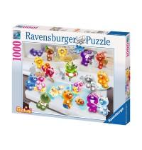 Ravensburger Puzzle - Gelini - Badespaß, 1000 Teile