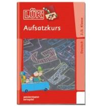 LÜK - Aufsatzkurs 2. / 3. Klasse