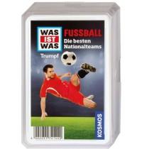 KOSMOS - Was ist Was - Trumpf Fußball