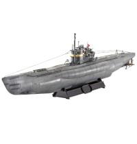 Revell - Deutsches U-Boot Type VII C/41 - Atlantic