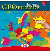 Amigo Spiele - GeoPuzzle Europa