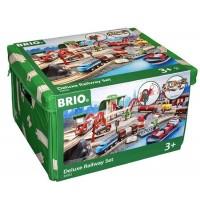 BRIO Bahn - Deluxe Bahn-Set