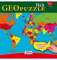 Amigo Spiele - GeoPuzzle Welt