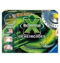 Ravensburger Spiel - ScienceX - Geheimcodes