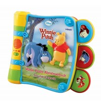 VTech - Baby - Winnie Puuh Abenteuerbuch - Die lustige Honigsuche