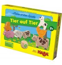 HABA® - Meine ersten Spiele - Tier auf Tier