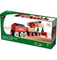 BRIO Bahn - Fracht Classic Line
