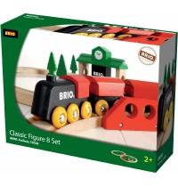 BRIO Bahn - Acht Classic Line