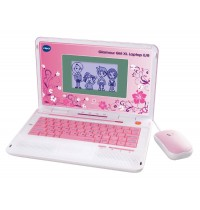 VTech - Aktion Intelligenz - Glamour Girl XL Laptop E/R
