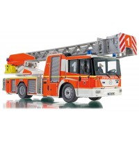 Wiking - Drehleiter Metz L32 MB Econic