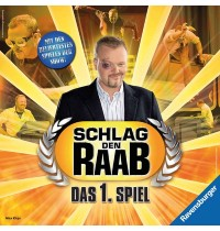 Ravensburger Spiel - Schlag den Raab, Das 1. Spiel